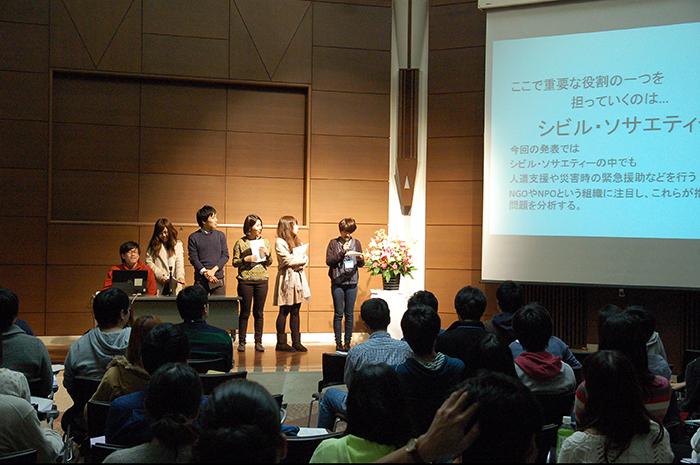 第11回インカレ国際セミナー 最終発表