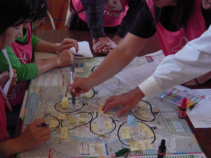 災害多言語支援センター設置訓練